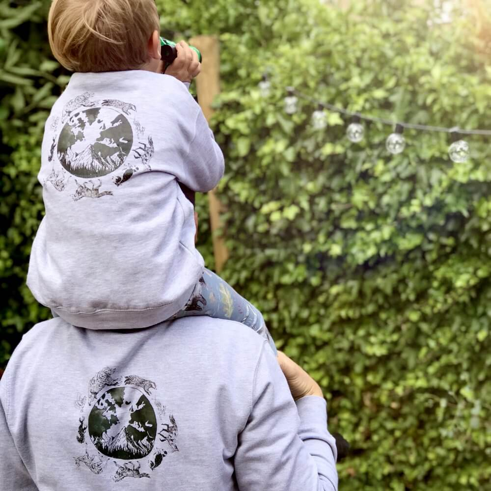 born to explore woodland animals sweaterLD-Export 12