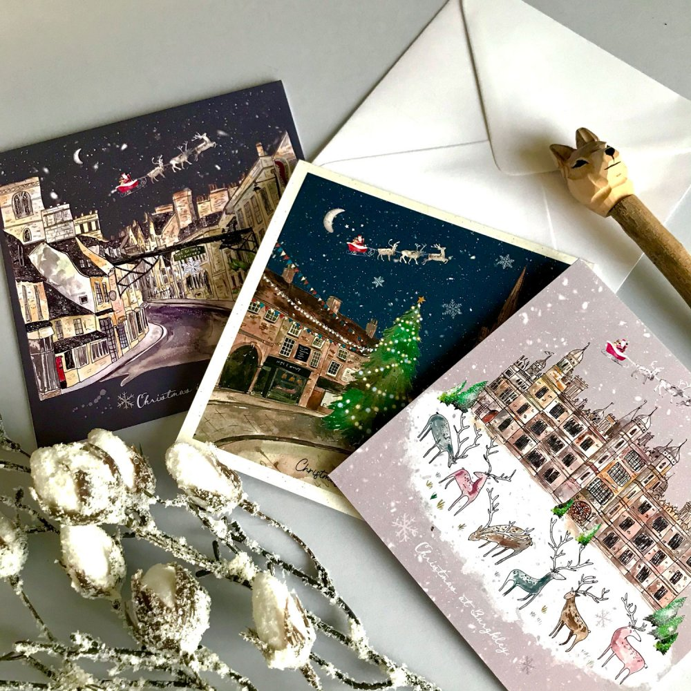 christmas-in-stamford-burghley-cards