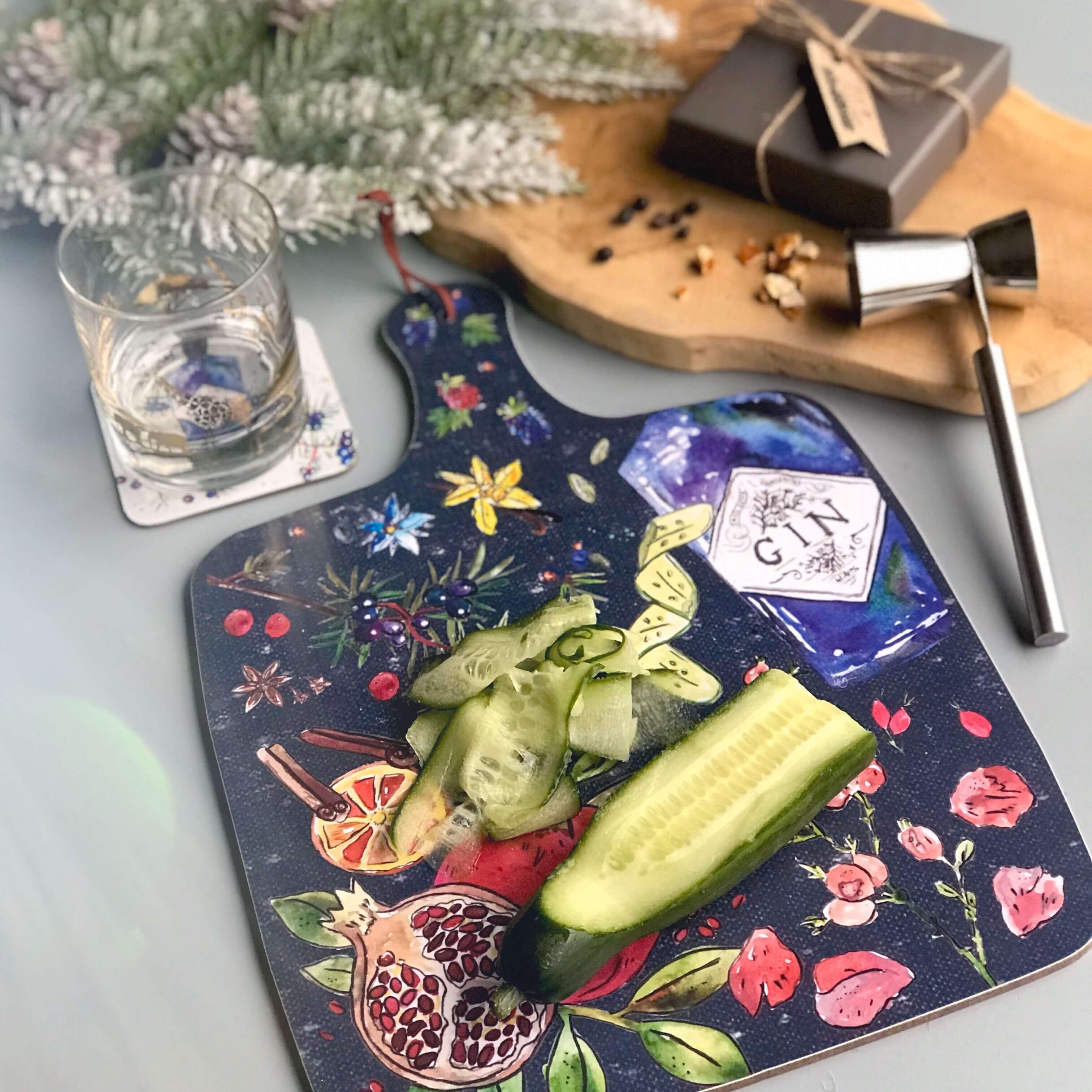 gin chopping board 5