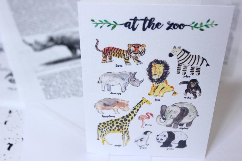 at-the-zoo-card1