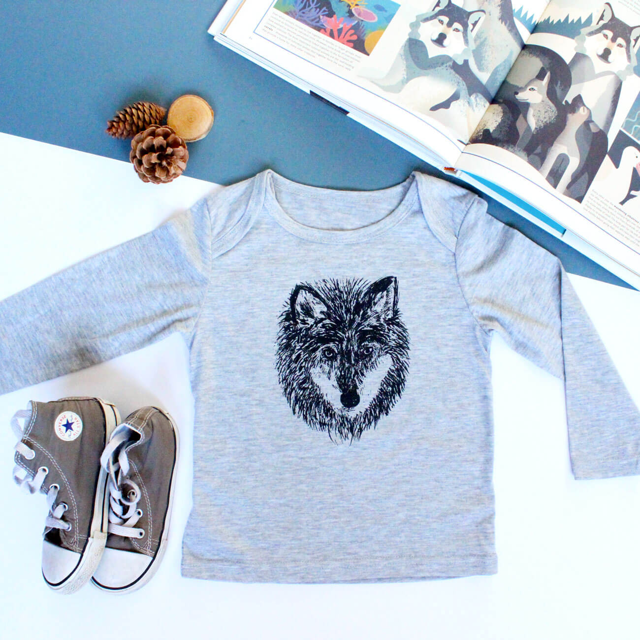 grey-long-sleeve-wolf-top