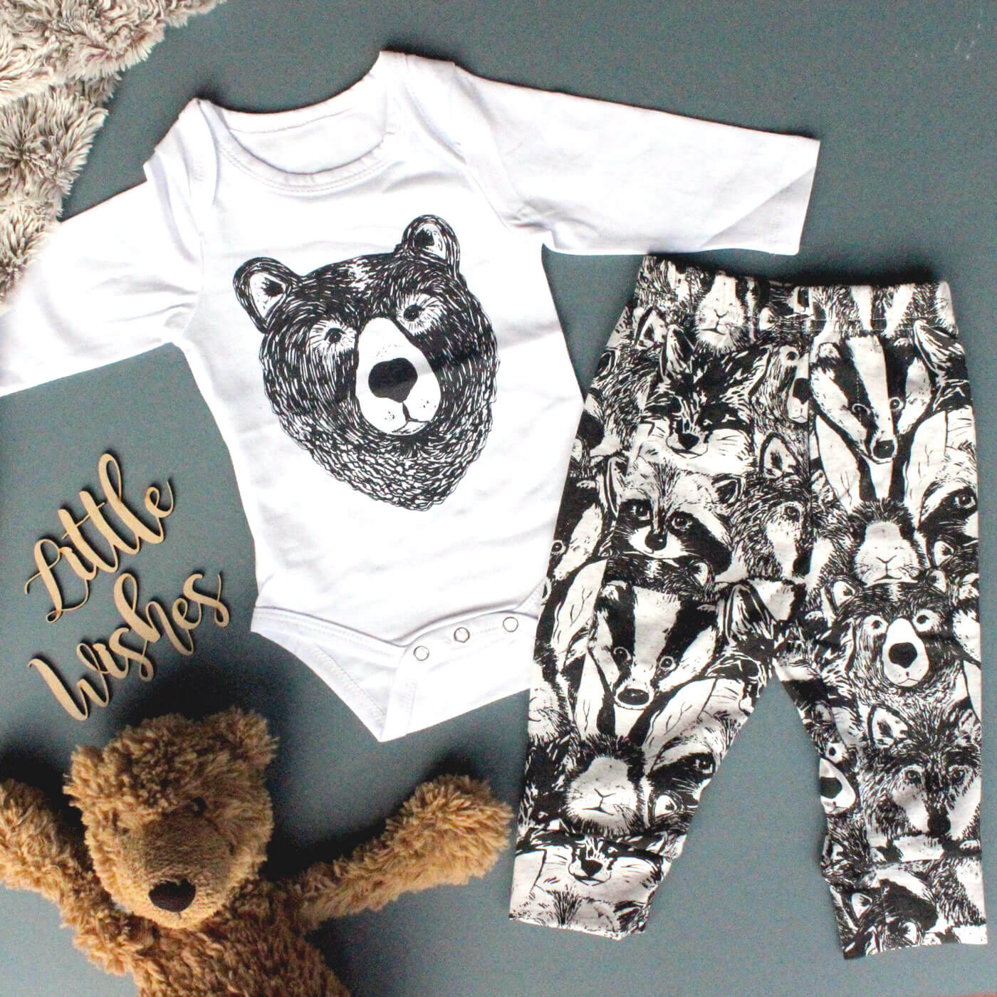 bear-baby-vest-and-woodland-leggings