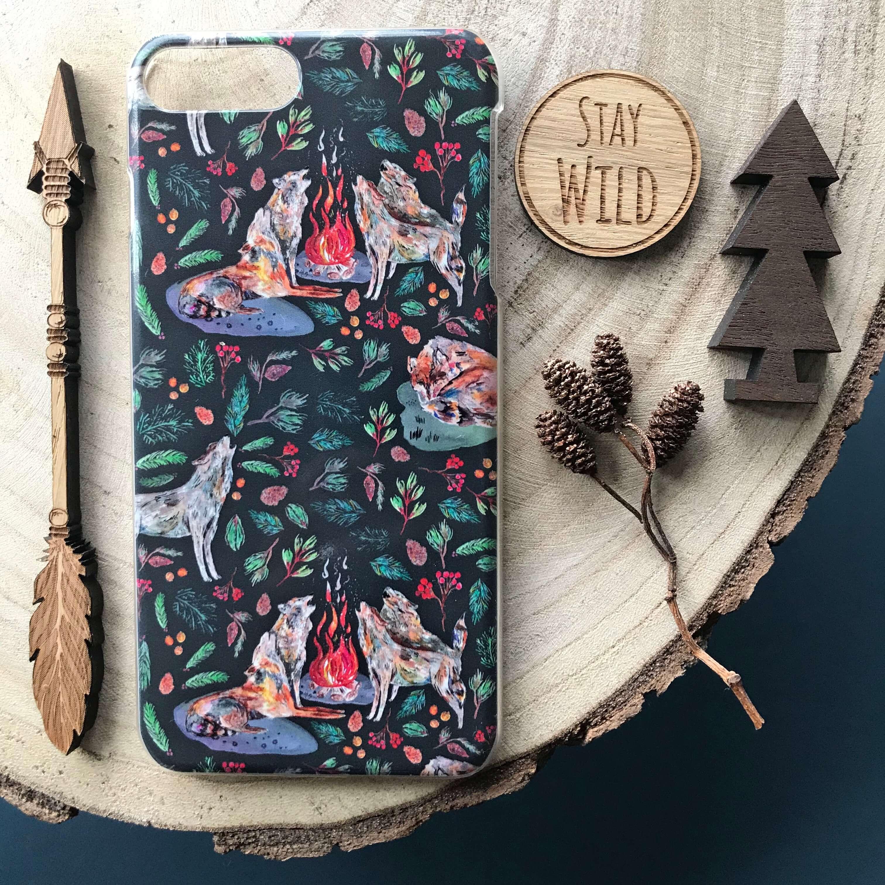 phone case wolf 2