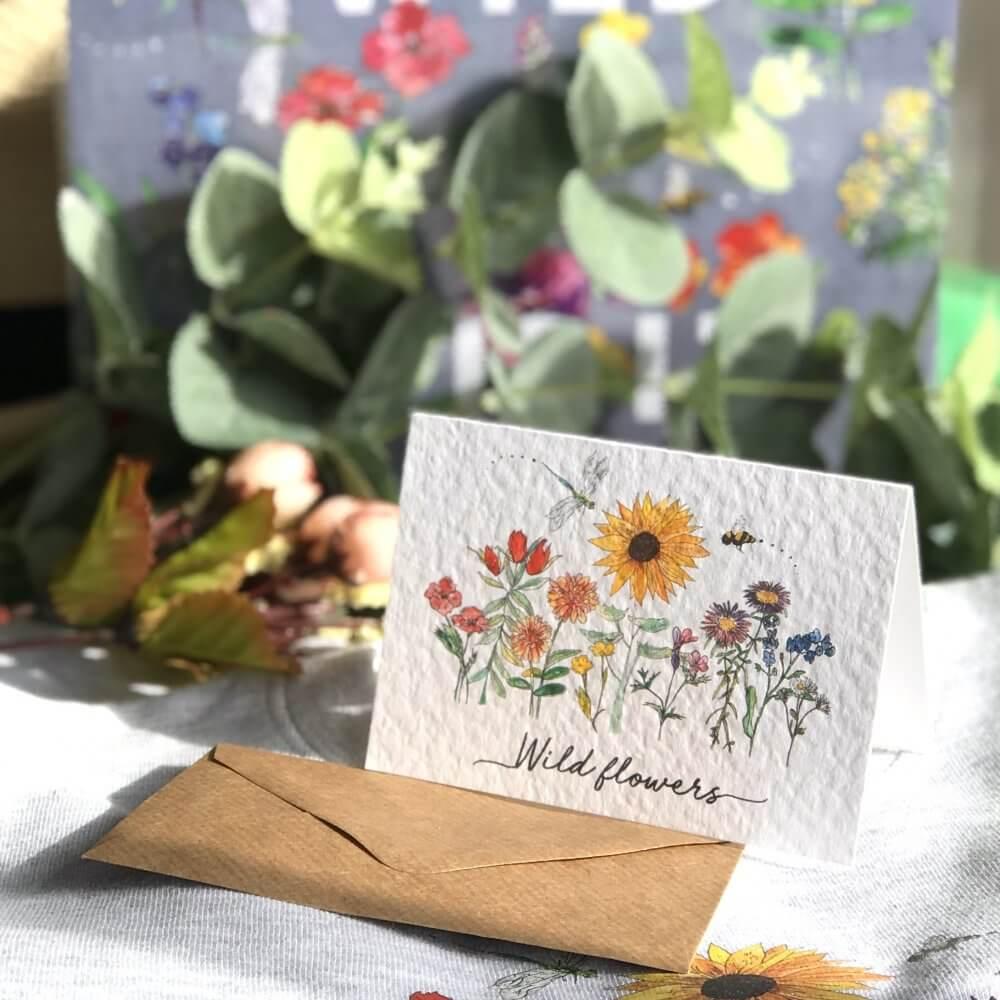 wild flowers cardIMG_4353