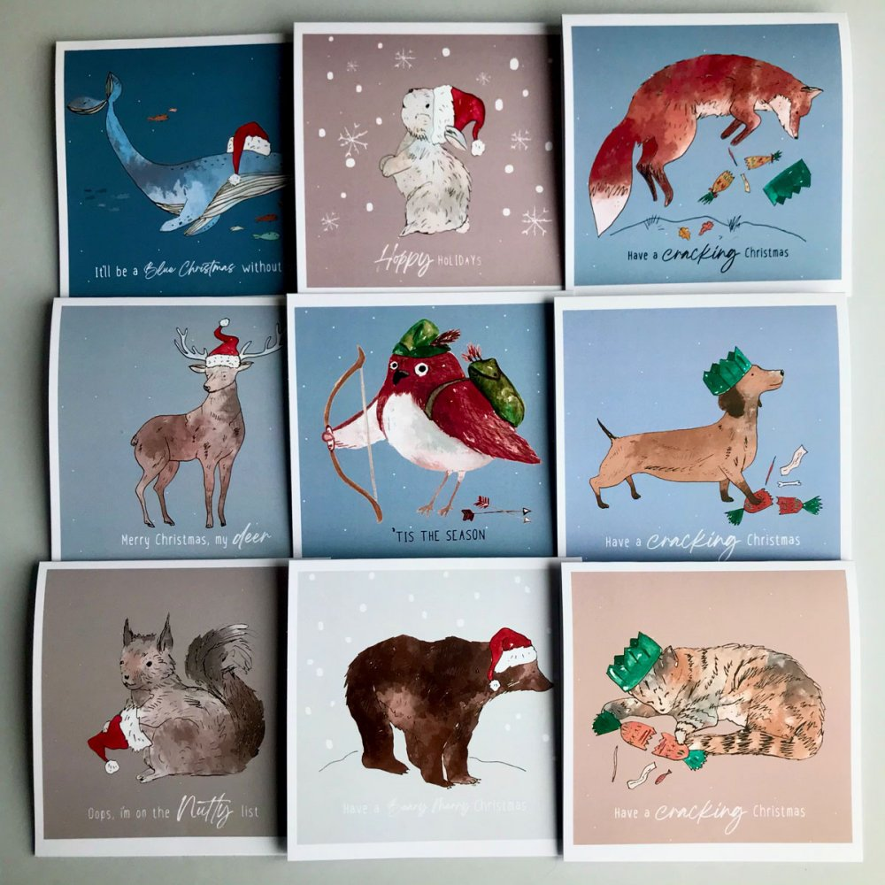 christmas-animals-cards-3