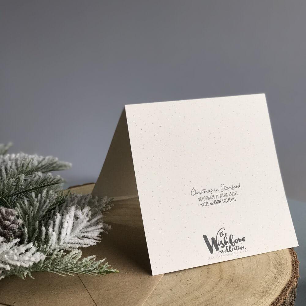 stamford tree town christmas card 3