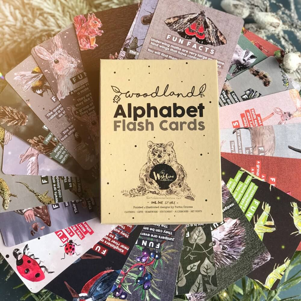 woodland-animal-flash-cards-pic