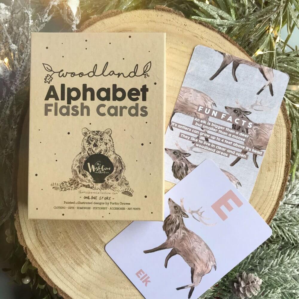 woodland-animal-flash-cards4