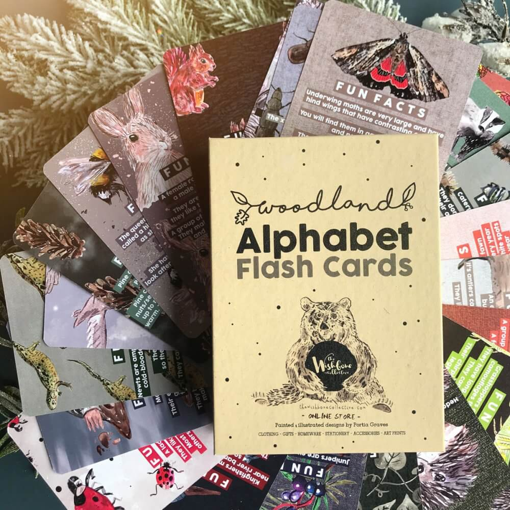 woodland-flash-cards-1